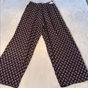 Band of Gypsies Palazzo Pants. Sz. S